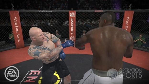 EA Sports MMA Screenshot #17 for Xbox 360