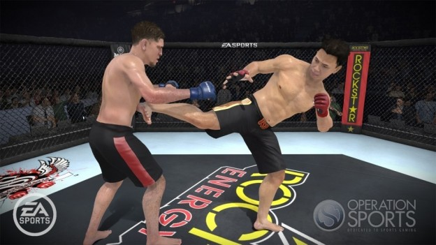EA Sports MMA Screenshot #18 for Xbox 360