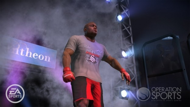 EA Sports MMA Screenshot #21 for Xbox 360