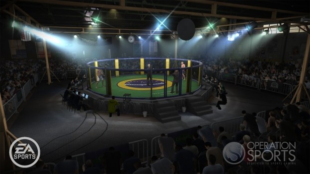 EA Sports MMA Screenshot #22 for Xbox 360