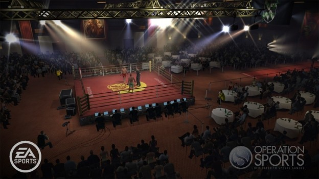 EA Sports MMA Screenshot #23 for Xbox 360
