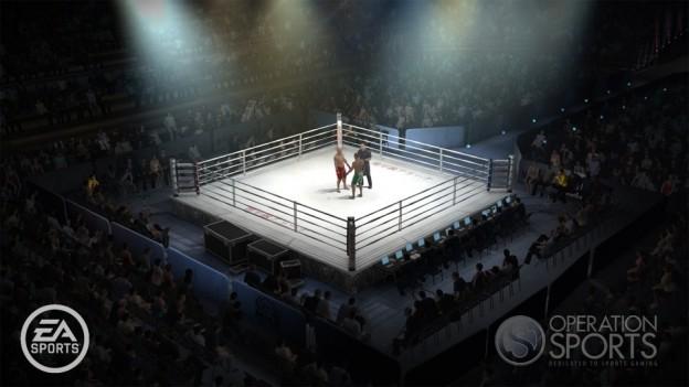 EA Sports MMA Screenshot #24 for Xbox 360