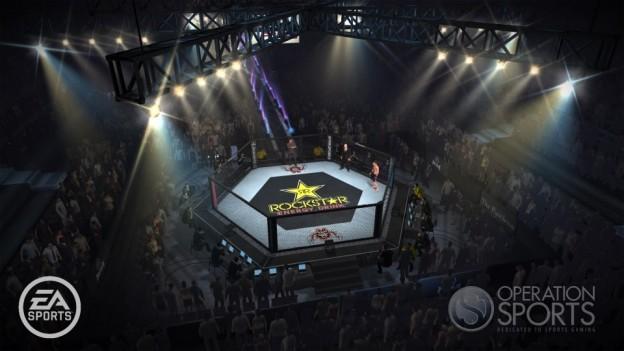 EA Sports MMA Screenshot #25 for Xbox 360