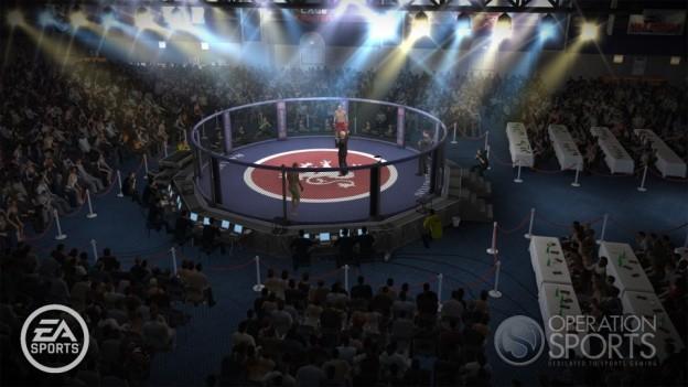 EA Sports MMA Screenshot #26 for Xbox 360