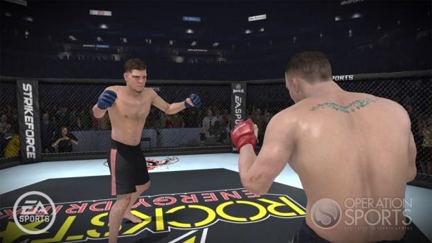 EA Sports MMA Screenshot #27 for Xbox 360