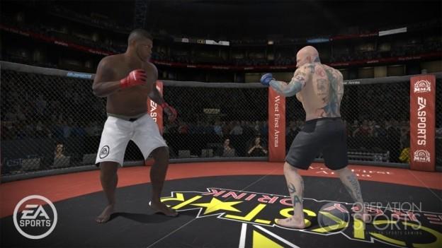 EA Sports MMA Screenshot #28 for Xbox 360