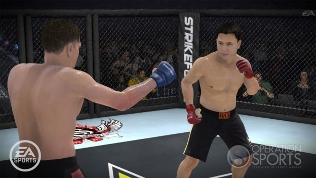 EA Sports MMA Screenshot #29 for Xbox 360