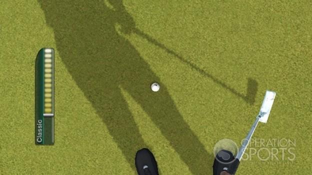 Tiger Woods PGA TOUR 11 Screenshot #1 for Wii
