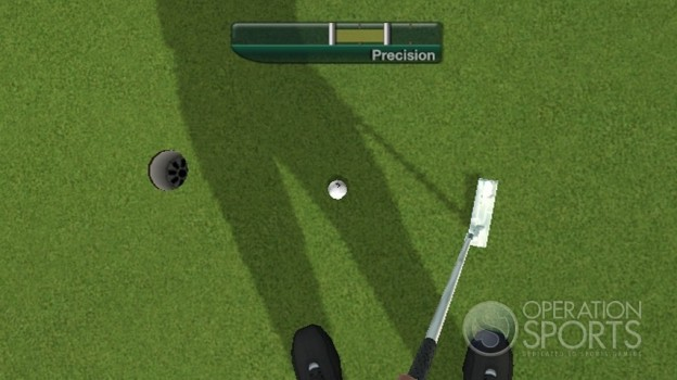 Tiger Woods PGA TOUR 11 Screenshot #10 for Wii