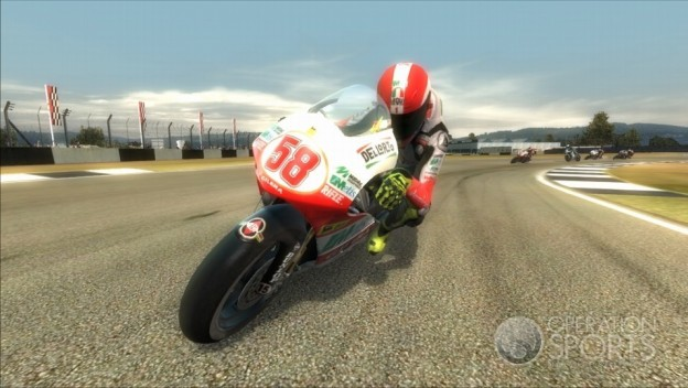 MotoGP 09/10 Screenshot #28 for Xbox 360