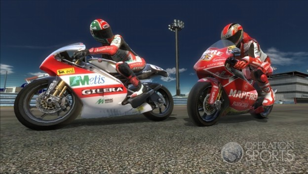 MotoGP 09/10 Screenshot #29 for Xbox 360