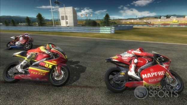 MotoGP 09/10 Screenshot #30 for Xbox 360