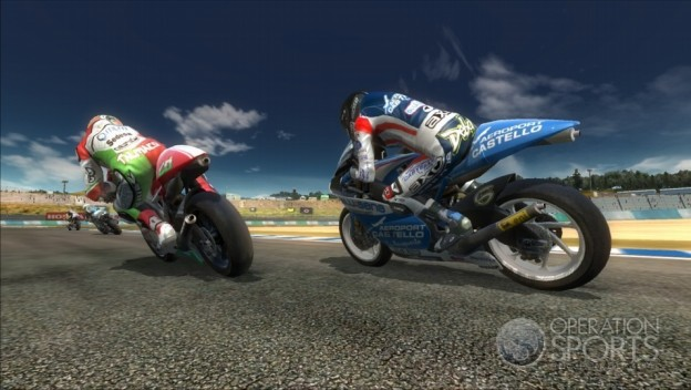 MotoGP 09/10 Screenshot #31 for Xbox 360