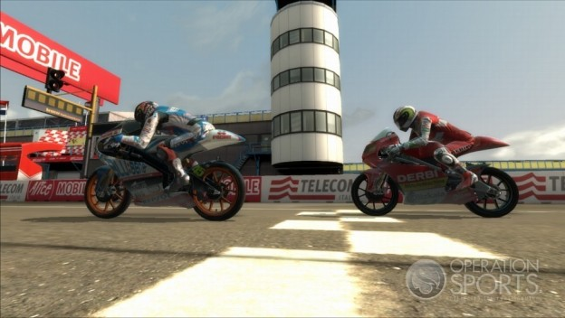 MotoGP 09/10 Screenshot #34 for Xbox 360