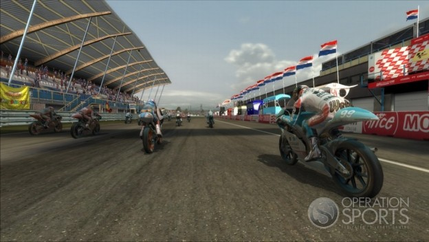 MotoGP 09/10 Screenshot #35 for Xbox 360