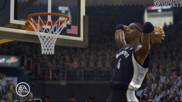 NBA Live 07 Screenshot #1 for Xbox 360
