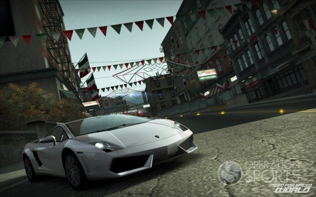 Need for Speed World Screenshot #3 for PC