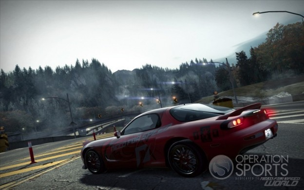 Need for Speed World Screenshot #4 for PC