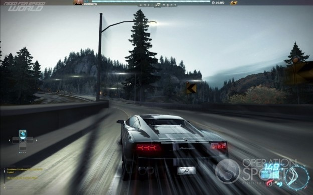Need for Speed World Screenshot #9 for PC