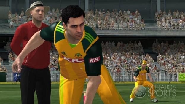 International Cricket 2010 Screenshot #3 for PS3