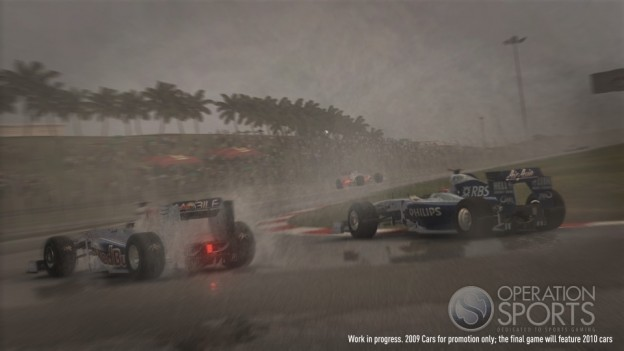 F1 2010 Screenshot #2 for Xbox 360