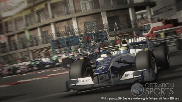 F1 2010 Screenshot #3 for Xbox 360