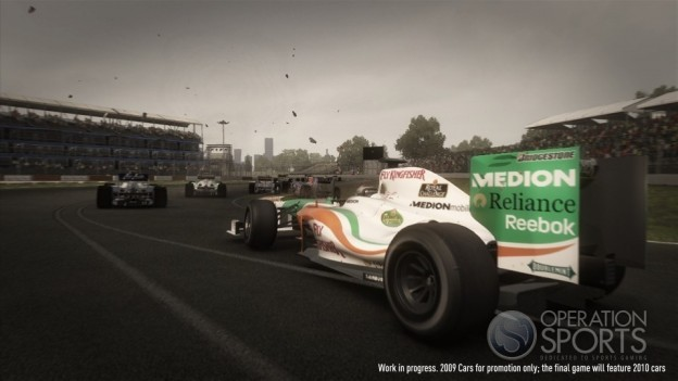F1 2010 Screenshot #5 for Xbox 360