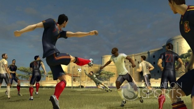 Pure Football Screenshot #8 for Xbox 360