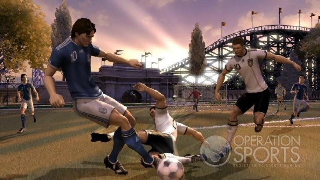 Pure Football Screenshot #9 for Xbox 360