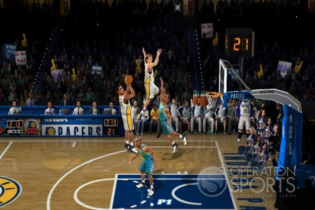 EA Sports NBA JAM Screenshot #5 for Wii