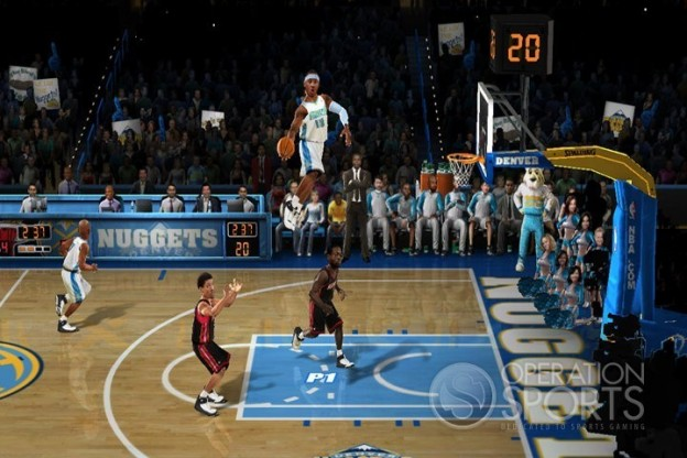 EA Sports NBA JAM Screenshot #6 for Wii