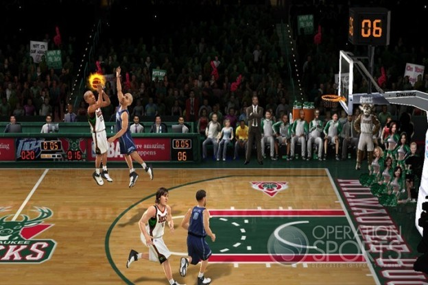 EA Sports NBA JAM Screenshot #7 for Wii