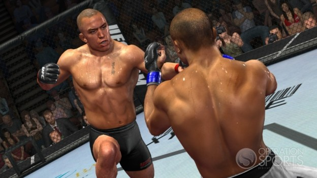 UFC Undisputed 2010 Screenshot #23 for Xbox 360