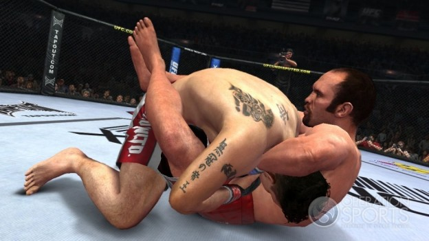 UFC Undisputed 2010 Screenshot #30 for Xbox 360