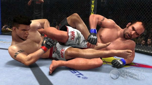 UFC Undisputed 2010 Screenshot #31 for Xbox 360