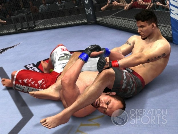 UFC Undisputed 2010 Screenshot #32 for Xbox 360