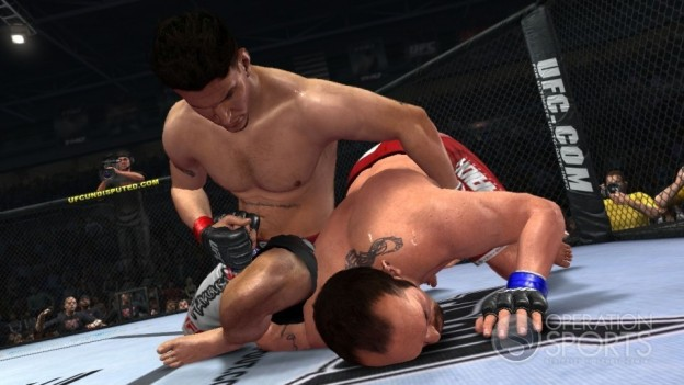UFC Undisputed 2010 Screenshot #33 for Xbox 360