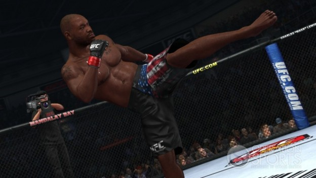 UFC Undisputed 2010 Screenshot #35 for Xbox 360