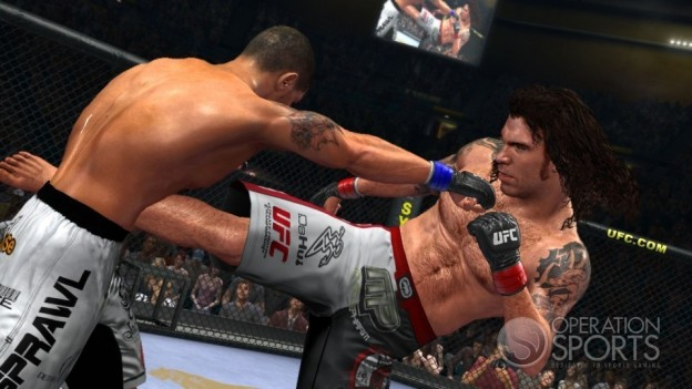 UFC Undisputed 2010 Screenshot #42 for Xbox 360
