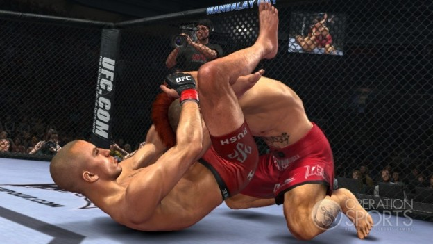 UFC Undisputed 2010 Screenshot #43 for Xbox 360