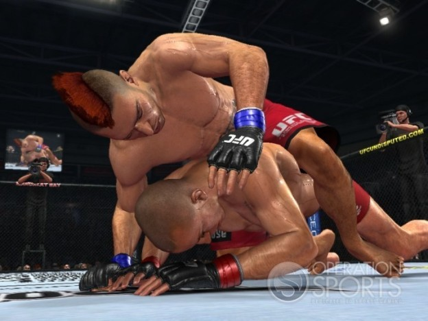 UFC Undisputed 2010 Screenshot #47 for Xbox 360