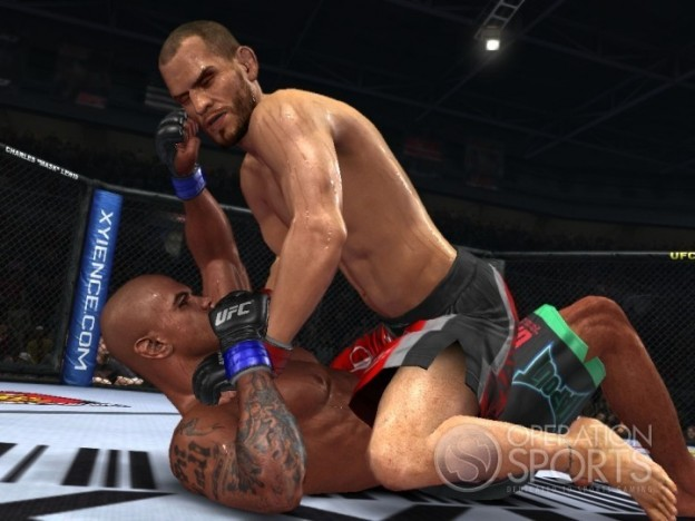 UFC Undisputed 2010 Screenshot #49 for Xbox 360