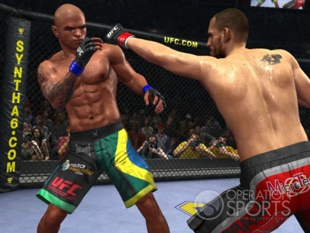 UFC Undisputed 2010 Screenshot #50 for Xbox 360