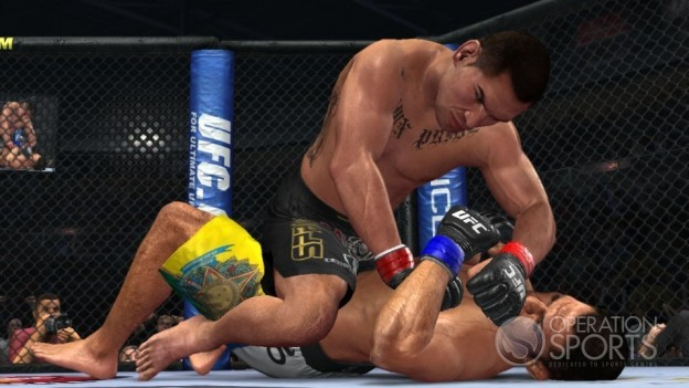 UFC Undisputed 2010 Screenshot #53 for Xbox 360