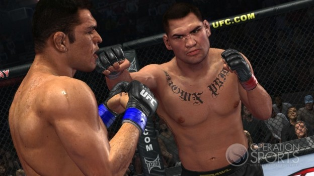 UFC Undisputed 2010 Screenshot #54 for Xbox 360