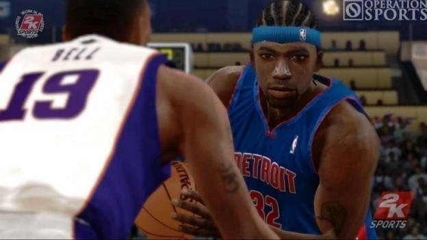 NBA 2K7 Screenshot #1 for Xbox 360