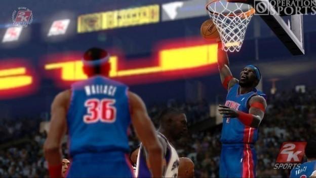 NBA 2K7 Screenshot #3 for Xbox 360