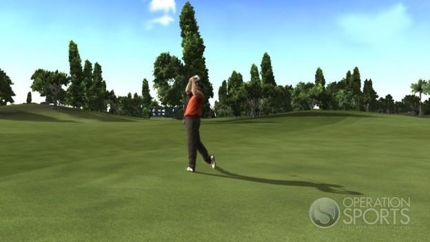 ProStroke Golf: World Tour Screenshot #2 for PS3