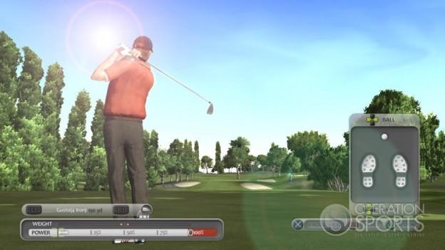 ProStroke Golf: World Tour Screenshot #3 for PS3