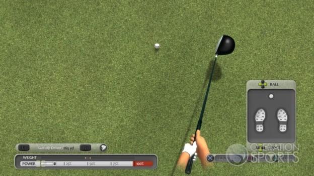 ProStroke Golf: World Tour Screenshot #1 for PC